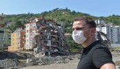 AK Gençlik Çankırı Sel Felaket Bölgesinde