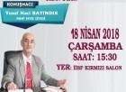 Türk Büyükleri Konferansı