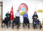 Engeli Olan Vatandaşlara Tekerlekli Sandalye Temin Edildi