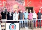 Esen'den Siyasi Parti Temsilcilerine Ziyaret