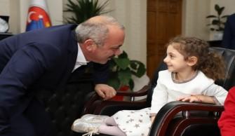 Başkan Esen'den 23 Nisan Ulusal Egemenlik ve Çocuk Bayramı Mesajı