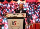 Başkan Esen'den 15 Temmuz Demokrasi ve Milli Birlik Günü Mesajı