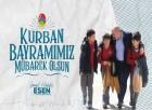 Başkan Esen'in Kurban Bayramı Mesajı