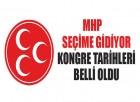 MHP Çankırıda Seçime Gidiyor…