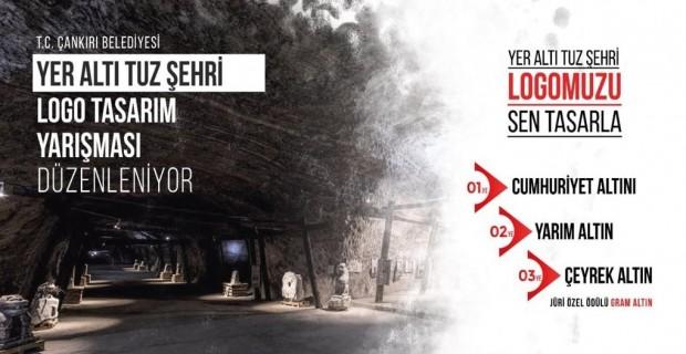 Yer Altı Tuz Şehri Logo Tasarım Yarışması'nın Başvuru Süresi Uzatıldı